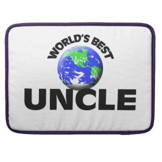 El mejor tío del mundo funda para macbook pro