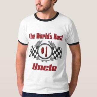 El mejor tío del mundo poleras