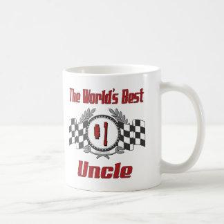 El mejor tío del mundo taza