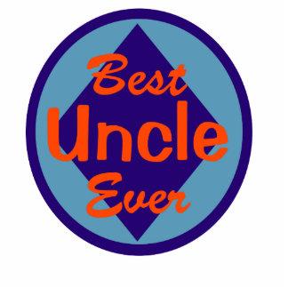 El mejor tío Ever Adorno Fotoescultura