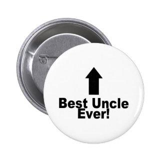 El mejor tío Ever Pin Redondo 5 Cm