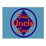 El mejor tío Ever Postales