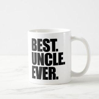 El mejor tío Ever Taza Clásica