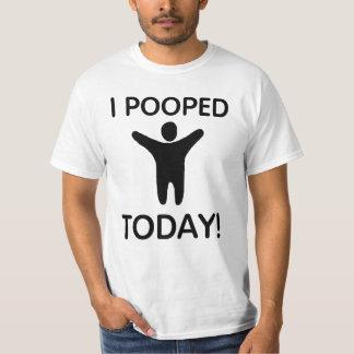 ¡El mejor trato! I Pooped junta con te hoy Camisas
