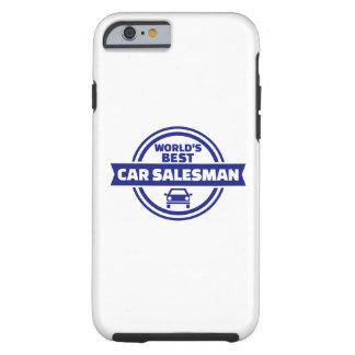 El mejor vendedor de coches del mundo funda para iPhone 6 tough