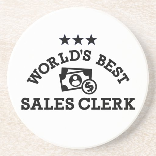 El mejor vendedor de las ventas del mundo posavasos personalizados