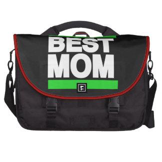 El mejor verde de la mamá bolsas para ordenador