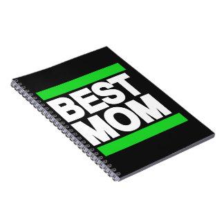 El mejor verde de la mamá libretas
