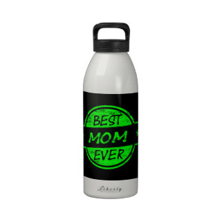 El mejor verde de la mamá nunca botellas de beber