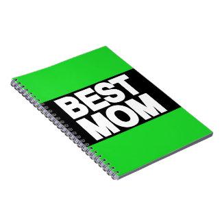 El mejor verde de LG de la mamá Libreta Espiral