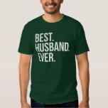 El mejor verde del marido nunca polera
