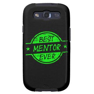 El mejor verde del mentor nunca galaxy SIII cárcasas