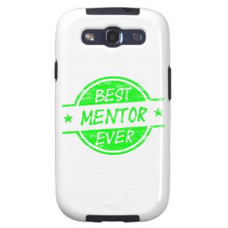 El mejor verde del mentor nunca samsung galaxy s3 carcasa