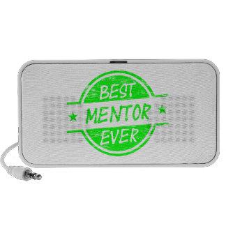 El mejor verde del mentor nunca portátil altavoces