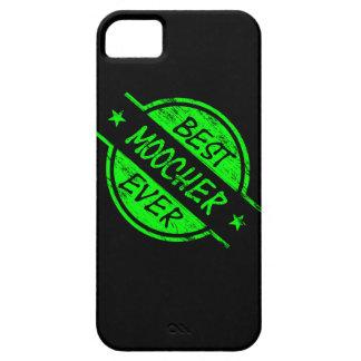 El mejor verde del Moocher nunca iPhone 5 Case-Mate Funda