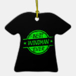 El mejor verde del Wingman nunca Adornos