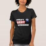 El mejor veterinario del mundo camiseta