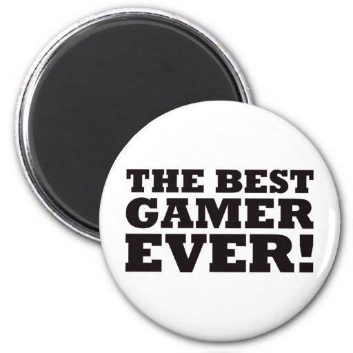 El mejor videojugador nunca imán