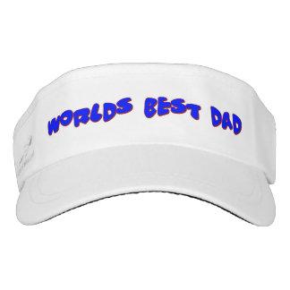 El mejor visera del papá de los mundos visera