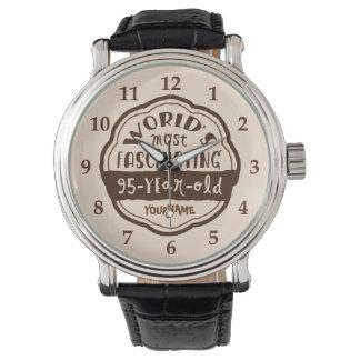 El melocotón de 95 años más fascinador de Brown Reloj