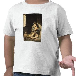 El mendigo joven, c.1650 camisetas