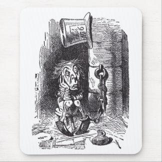 El mensajero alfombrillas de raton