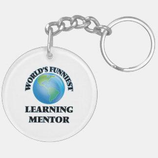El mentor de aprendizaje más divertido del mundo llaveros