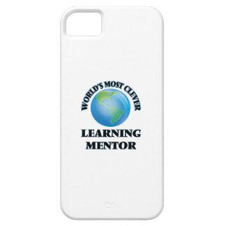 El mentor de aprendizaje más listo del mundo iPhone 5 Case-Mate cárcasas
