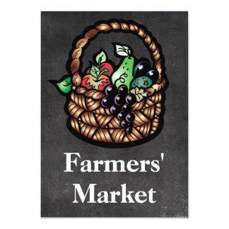 El mercado de los granjeros anuncios personalizados