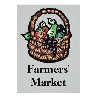 El mercado de los granjeros anuncio personalizado