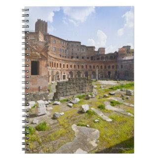 El mercado de Trajan (latín: Mercatus Traiani, 2 Libro De Apuntes
