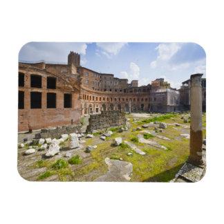 El mercado de Trajan (latín: Mercatus Traiani, 2 Imán De Vinilo