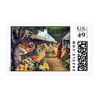 El mercado del granjero original, Hollywood, Sellos