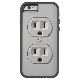 El mercado eléctrico enchufa funda tough xtreme iPhone 6