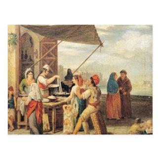 El mercado italiano postal