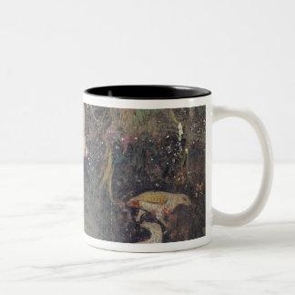 El mes de junio taza de café