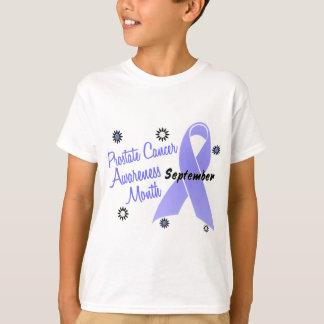El mes de la conciencia del cáncer de próstata playera