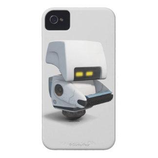EL MES DE WALL-E iPhone 4 FUNDAS
