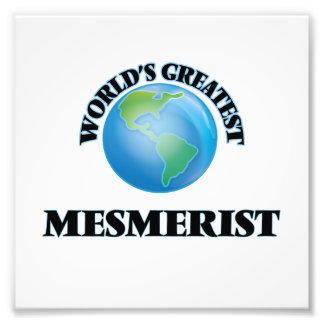 El Mesmerist más grande del mundo Impresion Fotografica
