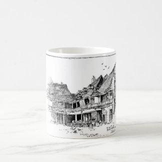 El mesón viejo del tabardo taza de café