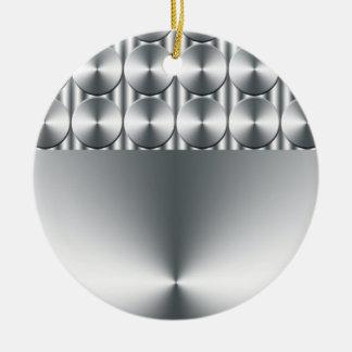 El metal circunda el modelo ornamentos para reyes magos