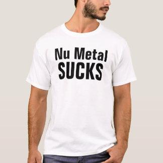 El metal de NU CHUPA Playera