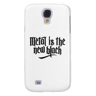 El metal es el nuevo negro No.1 (el negro)
