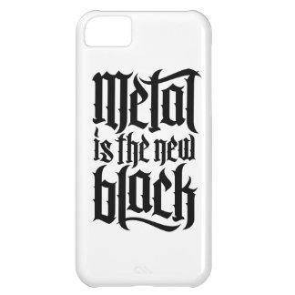 El metal es el nuevo negro No 2 el negro