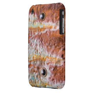 el metal observa moho iPhone 3 cobertura