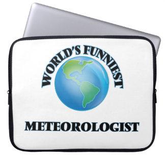 El meteorólogo más divertido del mundo funda portátil