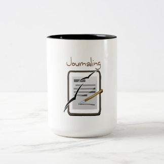 El meter en diario con la taza del té