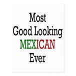 El mexicano más apuesto nunca tarjetas postales