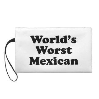 el mexicano peor del mundo