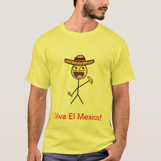 ¡EL México de Viva del ¡! Playera